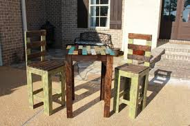 High Top Patio Furniture by Furniture Dining Room Table Sets High Top Bistro Set Dining