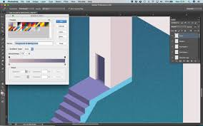 create isometric type art photoshop creative photoshop