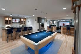 modern basement design very modern basement remodel by moss