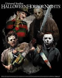 freddy jason leatherface u0026 michael myers are coming to