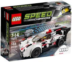 porsche 919 hybrid lego lego 75872 audi r18 e tron quattro speed champions australia