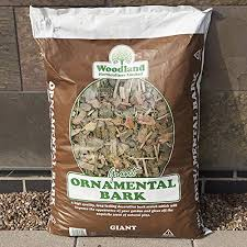 spruce bark chippings xl 70l bag co uk garden outdoors
