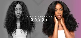 Clip In Hair Extensions Baton Rouge by Sassy Mitchell Hair Extensions