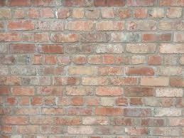reclaimed wirecut brick garden wall