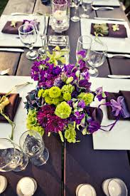 wedding decoration attractive dining table decoration for outdoor