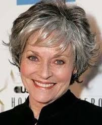 hair highlights and lowlights for older women the silver fox stunning gray hair styles bellatory