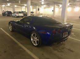 let s see your parking garage pics corvetteforum chevrolet i love coming out to my car car sitting in a parking garage