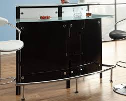 Standing Bar Table Bar Unit For Small Living Space