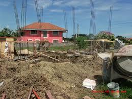 Modern House Design Philippines 2012 Savannah Trails House Construction Project In Oton Iloilo