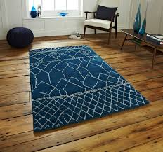 Home Decor Ebay by Fusion Hand Tufted Soft Wool U0026 Viscose Tribal Inspired Rug Floor