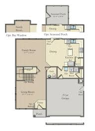 home plan by dan builders in bluffs at river