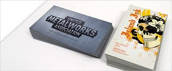 to design and print a better business card