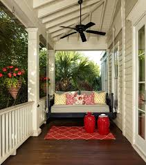 a new porch swing gypsyclicks and porch swing with cushions