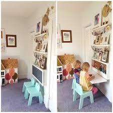 childrens desk and bookshelves wall mounted secretary desk or murphy desk