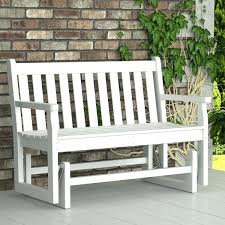 Patio Gliders Patio Glider Bench Lowes Bench Decoration