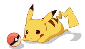 Coloriage Pikachu Kawaii Galerie  Coloriages à Imprimer