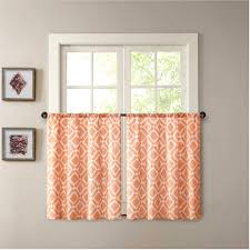 Orange White Curtains Marvelous Orange In White Bedroom Paint Wall Also Window