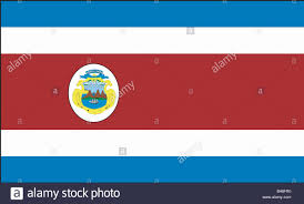 Costa Rico Flag Heraldry Flags Costa Rica National Flag Founded 27 11 1906