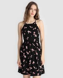 halter neck easy wear women s floral halter neck dress easy wear fashion
