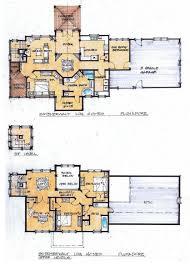 plumadore log home floor plan by estemerwalt log homes