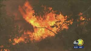 Wildfire Map Mariposa by Mariposa Residents Return Home As Firefighters Gain Ground On