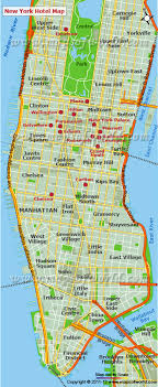map of nyc list of hotels in new york map of new york hotels