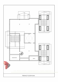 Bungalow Floor Plan With Elevation by Bunglow Design 3d Architectural Rendering Services 3d