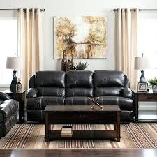 White Leather Recliner Sofa Set Leather Sofa Espresso Bonded Leather Reclining Sofa Black