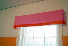 diy no sew window treatment box pleat valance fabric glue 2x4
