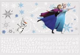 disney frozen headboard wall stickers with personalization disney frozen headboard wall stickers with personalization