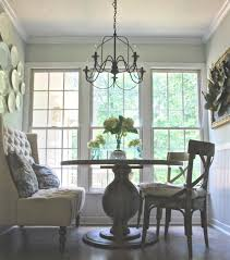 Nook Kitchen Table by French Farmhouse Breakfast Nook Makeover Breakfast Nooks And Nook