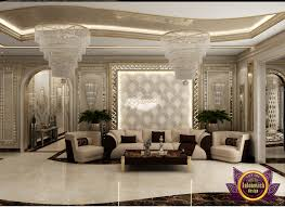 Villa Decoration by House Designs In Doha