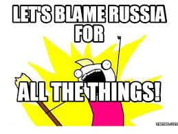 All Of The Things Meme - letsblame russia for all the things memes com blame russia meme