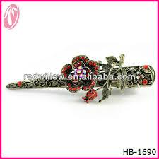 hair clip types new design fashion hairpin types hair clip