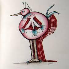 abigail the bird u2013 drawing art u0026 musings