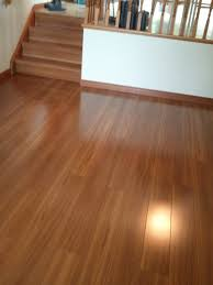 flooring picture displaying the finishing steps of how to