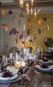 Tree Centerpieces Diy Thankful Tree For Your Thanksgiving Centerpiece