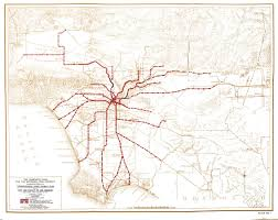 Traffic Map Los Angeles by Maps Of Unrealized City Plans Reveal What Might Have Been Wired