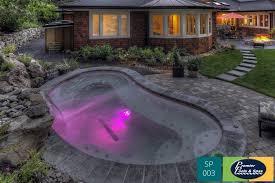 Led Lights For Backyard by Led Lighting For Your Backyard Paradise Premier Pools U0026 Spas