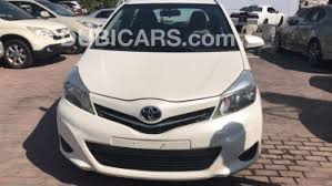 toyota yaris 2013 toyota yaris 2013 for sale aed 22 000 white 2013