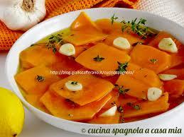 giallo zafferano cucina vegetariana carpaccio di zucca cruda marinata ricetta vegana