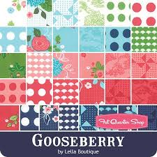 gooseberry quarter bundle lella boutique for moda fabrics