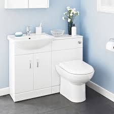 White Gloss Bathroom Furniture Ultra White Furniture Pack L And L Kitchens And Bathrooms
