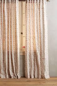 Orange And Beige Curtains Orange Curtains U0026 Drapes Anthropologie