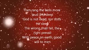casting crowns i heard the bells on christmas day lyrics youtube