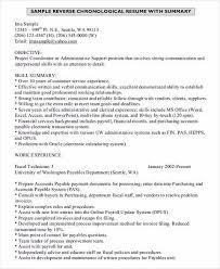 chronological resume outline lukex co