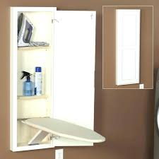 wall mount ironing board cabinet white wall mounted ironing board cabinet built in ironing board ironing