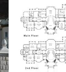 floor plans mansions mega mansion house plans home design