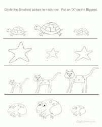 kindergarten activities big and small 81 best pre k opposites size comparison spatial concept images on