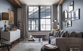 Grey Sofas In Living Room An Amazing Living Room In Grey Color With Modern Grey Sofa And